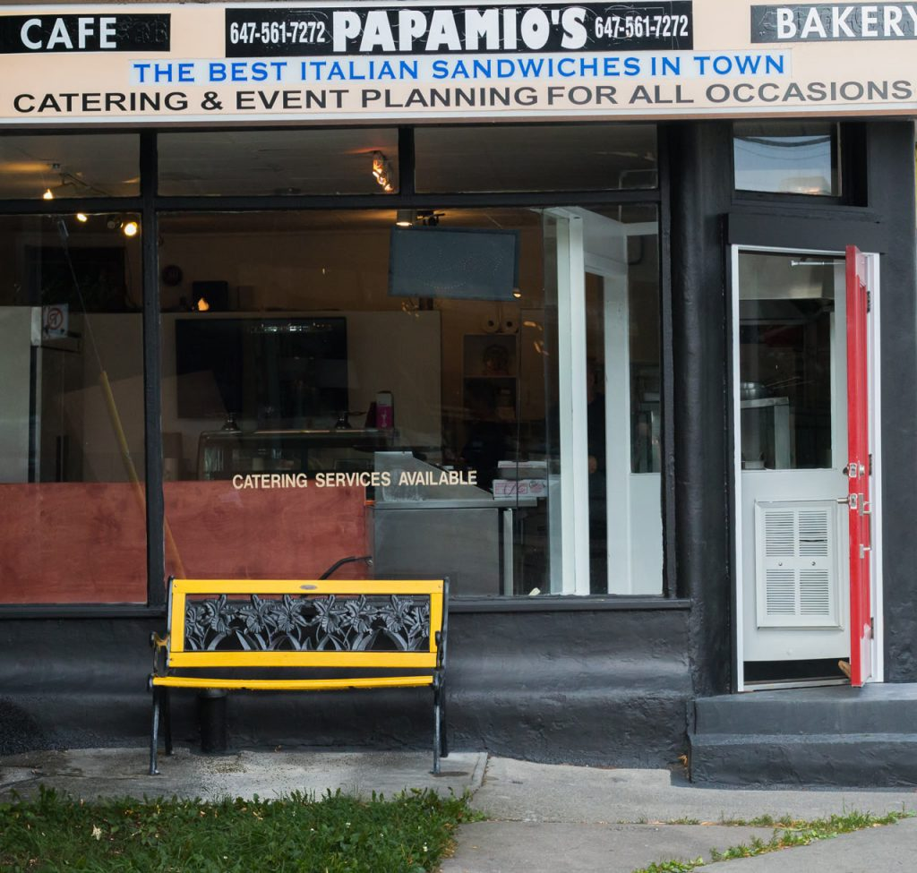 best restaurant near bathurst and dupont